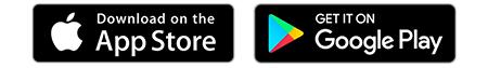 AppStore un Google Play aplikāciju ikonas