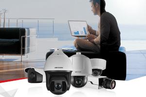 Hikvision IP kameras, videonovērošanas kameras, pārgaismots attēls