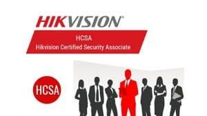 Hikvision sertifikācijas programma HCSA