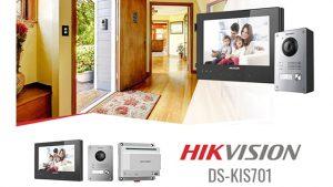 Video namruņa komplekts Hikvision DS-KIS701