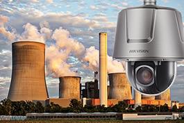 Sprādzienizturīga Hikvision kamera, videokamera, rūpnīca, ražošana