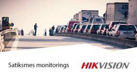 Videonovērošanas sistēmas sastrēgumu monitoringam