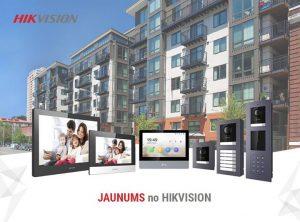 HIKVISION visjaunākā IP namruņu sistēma 2.0
