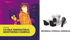 HIKVISION termālās kameras