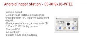 Pavisam svaiga ierīce no HIKVISION – Visaptverošs monitors/stacija visām HIK sistēmām!